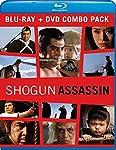 Cover Image for 'Shogun Assassin (Bluray / DVD combo)'