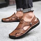 Mens Sandals Slippers Open Toe Slip On Flip Flops