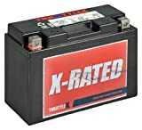 ThrottleX Batteries - ADT9B-4 - AGM Replacement Power Sport Battery