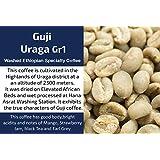 Guji Uraga Gr1 - Unroasted Washed Ethiopian Coffee (1 Kg / 2.2 Lbs)