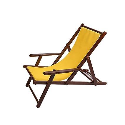 Sdraio Da Spiaggia In Legno.Sedia Da Spiaggia Pieghevole In Legno Sedia A Sdraio Da