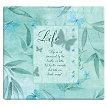 MCS MBI by 866104 Expressions Collection 13.2 by 12.5-Inch Scrapbook with 12 by 12-Inch Top Loading Page, Life