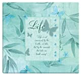 MBI 12x12 Inch Inspirations Post Bound Album, Life (866104)