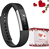 Fitness Tracker - MoreFit Slim Touch Screen Activity Health Tracker Wearable Pedometer Smart Wristband