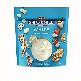 Ghirardelli Candy Making & Dipping Melting Wafers 12oz Bag (Pack of 6)