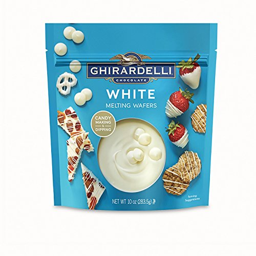 Ghirardelli Chocolate White Melting Wafers