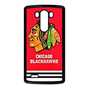 Personalized Creative Chicago Blackhawks For LG G3 LOSQ631981