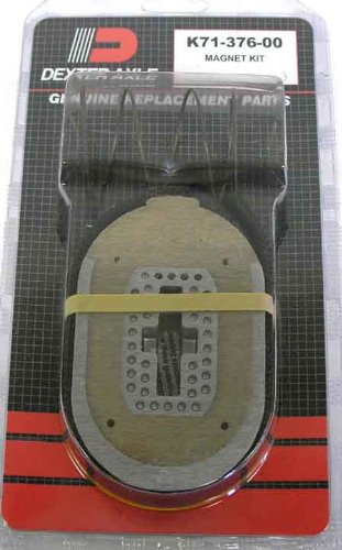 Dexter Electric Brake Magnet With Yellow Wire K71-376-00