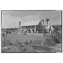 HistoricalFindings Photo: Mrs. James J. Goodrum Residence,Southwind,Sea Island,Georgia,GA,Home,House,2
