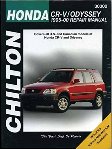 2001 honda crv repair manual free download