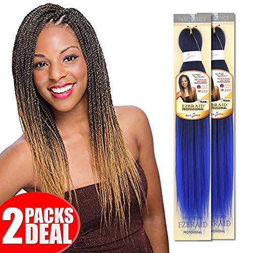 [MULTI PACKS DEAL] Innocence Synthetic Pre-Stretched ORIGINAL EZ BRAID 26