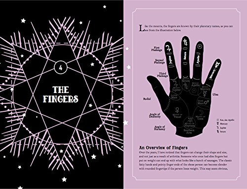Amazon com: In Focus Palmistry: Your Personal Guide