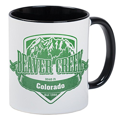 CafePress - Beaver Creek Colorado Ski Resort 3 Mugs - Unique Coffee Mug, Coffee - Colorado Beaver Creek