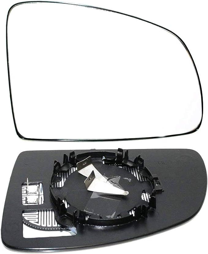 Außenspiegel Spiegelglas Spiegel Glas Ersatzglas Beheizbar Heizung Rechts Kompatibel Mit Meriva 2003 2010 Oem 6428780 13148965 Auto