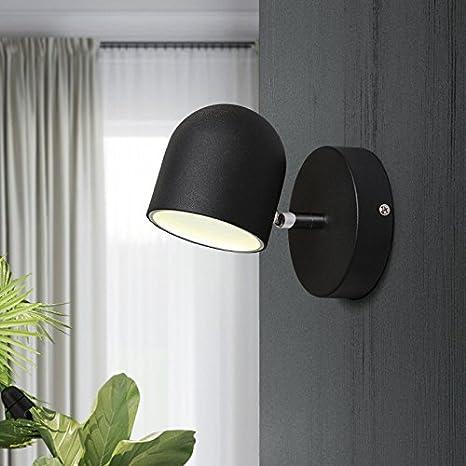 Firsthgus E27 luz de pared Dormitorio Lecho del fondo Pared ...