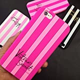 "ROYAAL (TM) - HOT PINK DESIGNER iPhone 6 / iPhone 6s - Victoria's Secret Back Case Cover "" New Leaked 2017 Model"" - Hot Pink"