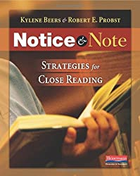 Notice & Note: Strategies for Close Reading