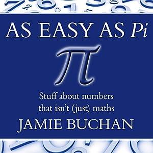 As Easy as Pi Audiobook