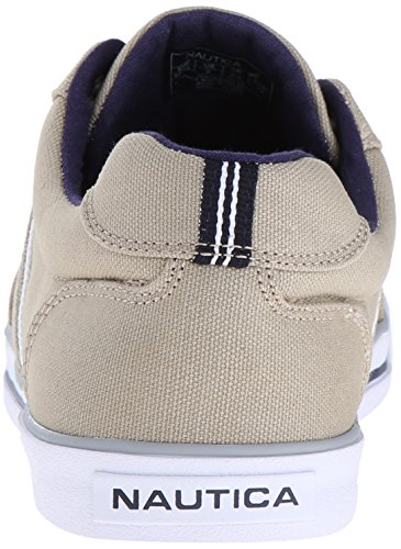 Nautica Men's Hull Lace-up Sneaker Burlap best sale geniue stockist 2014 newest for sale buy cheap perfect Ekn0vZCxI