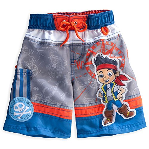 - Disney Store Jake And The Never Land Pirates Swim Trunk Boy Size 4