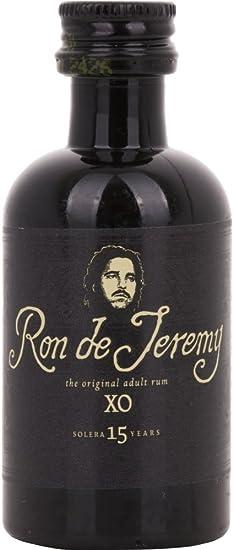 Ron de Jeremy XO 15 Years Old Solera Rum - 50 ml