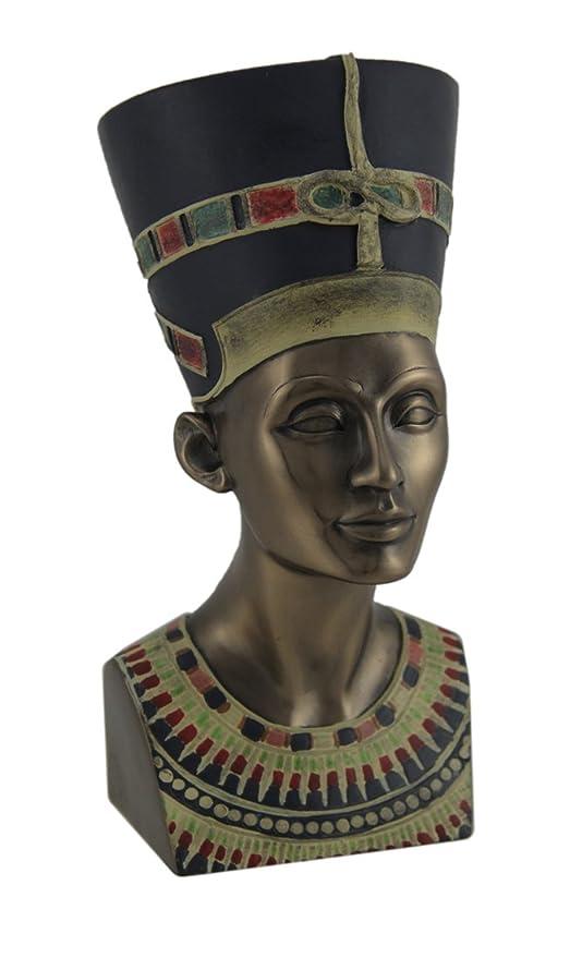 Amazon.com: Estatuas de resina antiguo egipcio Reina ...