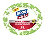 Dixie Ultra Platter, 26 Count (Pack of 3)