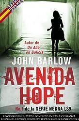 Avenida Hope - VERSIÓN BILINGÜE (Español-Inglés) (John Ray Mysteries nº 1) (Spanish Edition)