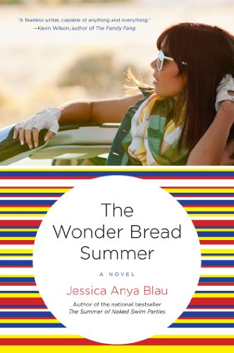 The Wonder Bread Summer: A Novel cover