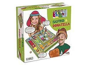 Cayro 935957 - Juego Sigfrid & Donatela