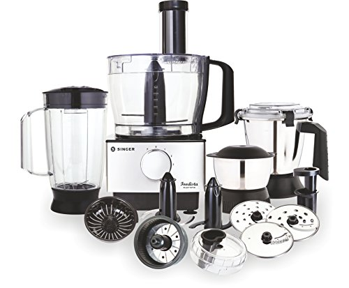 Singer Foodista Supreme 1000 watts Food processor