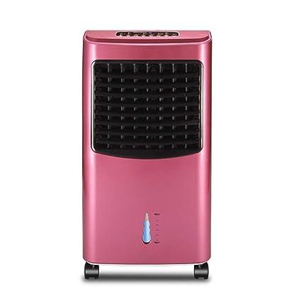 ZHIRONG Ventilador/Calentador de Aire Acondicionado Evaporativo Ventilador de Agua con Control Remoto Temporización 3