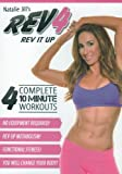 Natalie Jill's Rev 4 - Rev It Up DVD - Region 0 by Natalie Jill