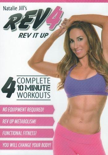 Natalie Jill's Rev 4 - Rev It Up DVD - Region 0 by Natalie Jill by