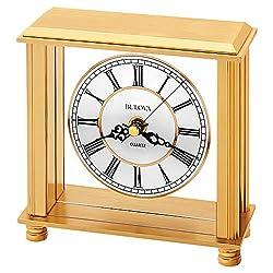Bulova Cheryl Table Clock