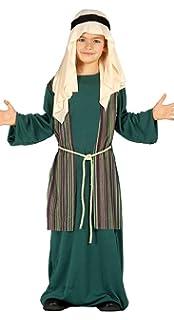 GUIRMA Pastor árabe del Traje Verde niño judío Que Vive ...