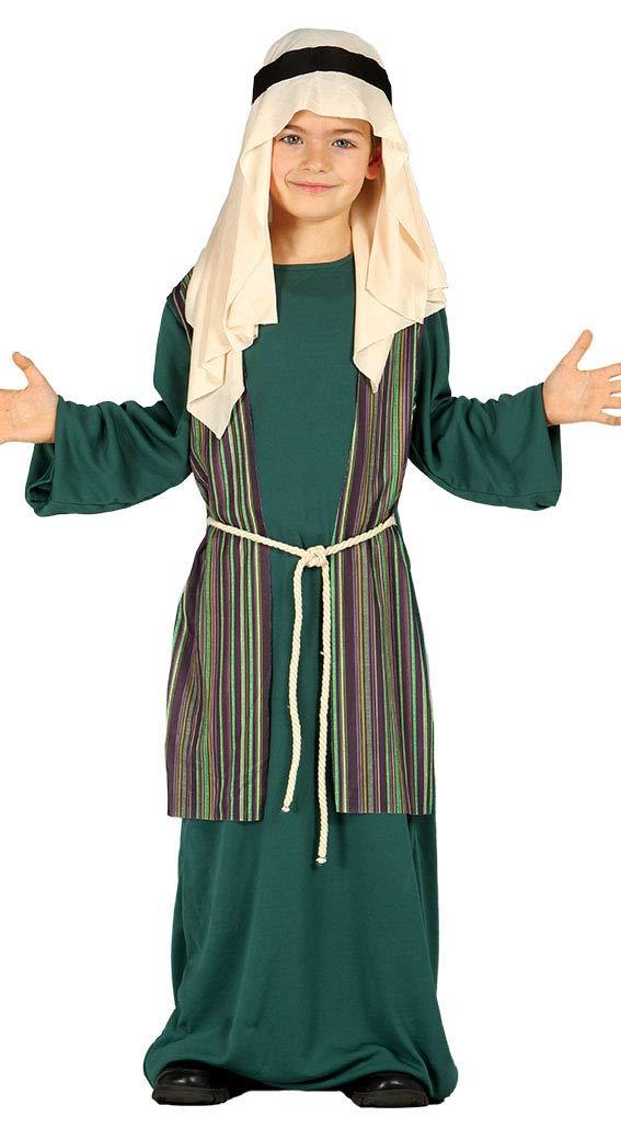 Guirca Traje San Jose-Pastor Verde 10-12 años, Multicolor (42502 ...