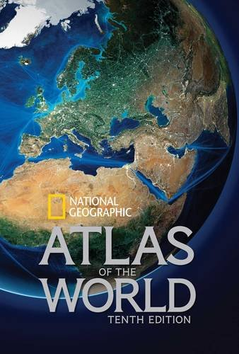 National Geographic Atlas of the World, Tenth Edition [National Geographic] (Tapa Dura)