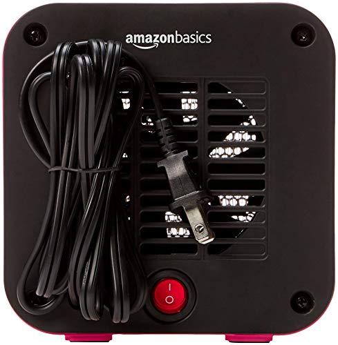 AmazonBasics Heater - Pink