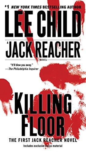 lee childs jack reacher series - 4