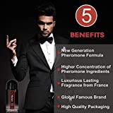 Alfamarker Pheromones Spray to Attract Women Mens