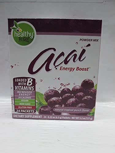 Acai Energy 24 Packets