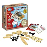 ThinkFun Maker Studio Gears Building Kit