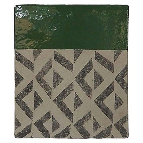 Hand Painted Ceramic Wall Tile - 2