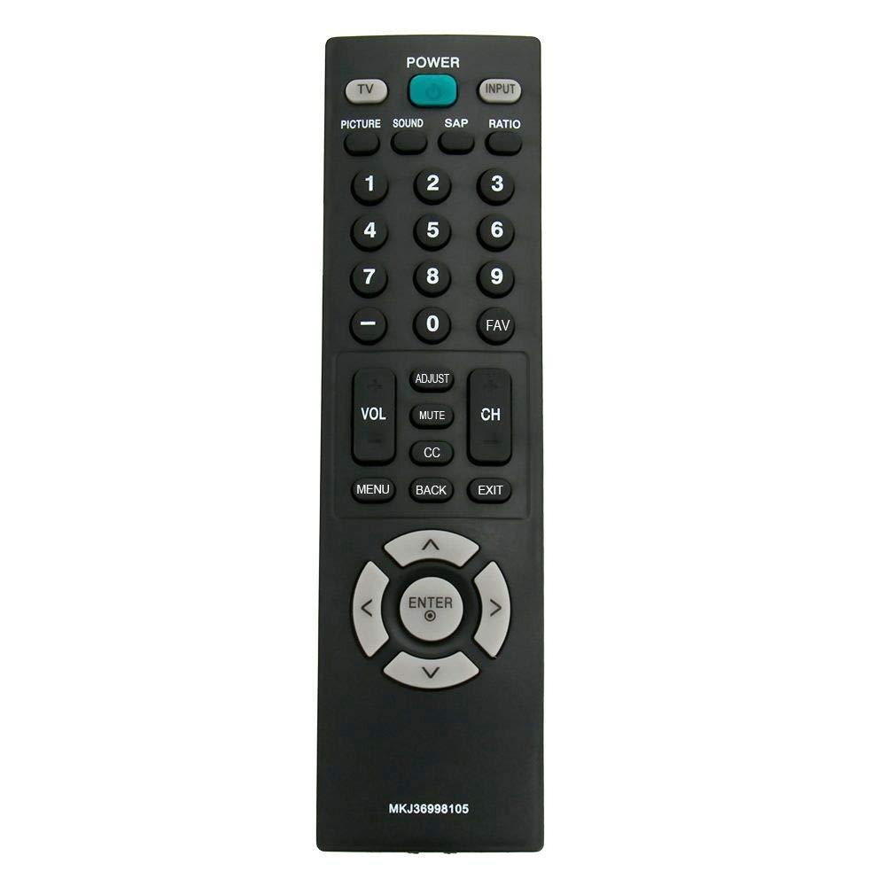 リモコン LG TV 19LG30 42LV4400 32LD400 47LV4400 47LD500交換用   B07Q4NLNG8