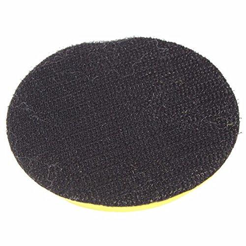 8Pcs 3 Inch Woolen Polishing/Buffing Pad Kit For Car Polisher by BephaMart (Image #5)