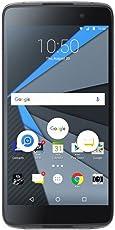 "BlackBerry DTEK50-Negro - Smartphone 5.2"", Cámara 13 Mp, 3 GB RAM, 16 GB memoria interna, Android v6.0Marshmallow, color Negro. Versión Internacional"
