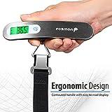 Fosmon Digital Luggage Scale (2 Pack) Digitial