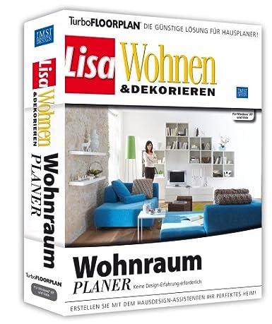Lisa Wohnraum Planer Amazonde Software