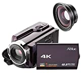 Best Video Camera 4ks - Ablue Camcorders, 4K Ultra-HD Portable 30FPS Wifi Digital Review